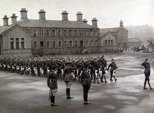 Maryhill Barracks, Glasgow