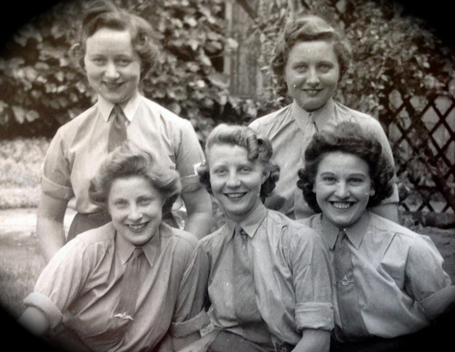 The ATS Girls at Bramley