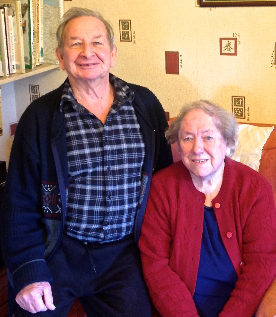Norwich couple who were on a holiday with Joe's company during his first season