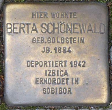 800px-BertaSchoenewaldStolpersteinKoblenz